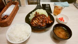 トンテキ食堂8