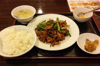 天香府 中華料理