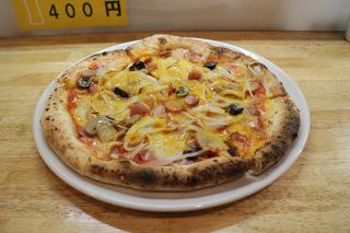 亀戸 ピザ