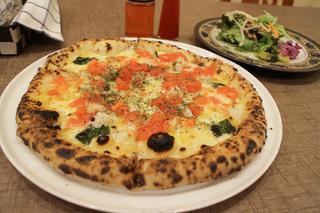 ピザ グラタン